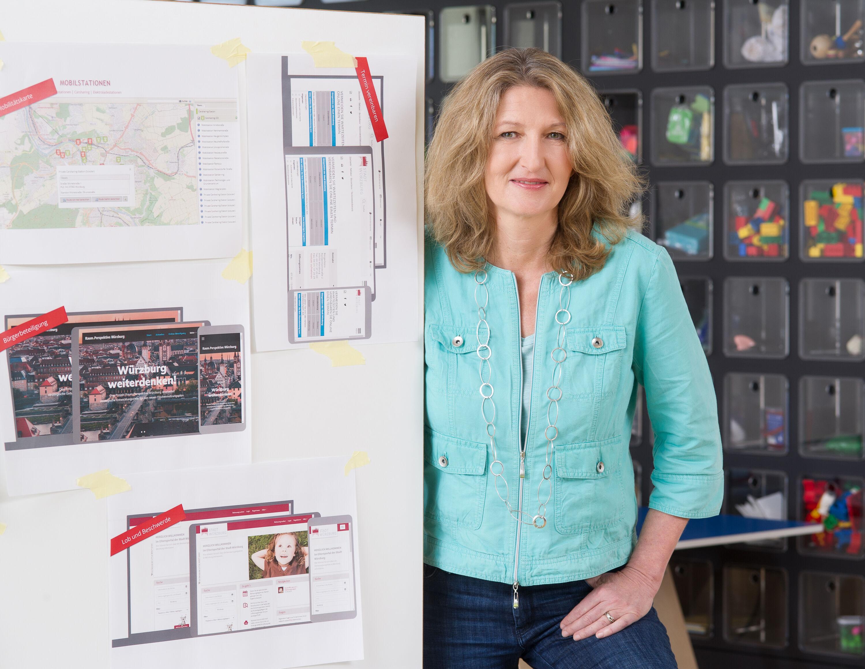 Annette Burger, Foto © Schmelz Fotodesign